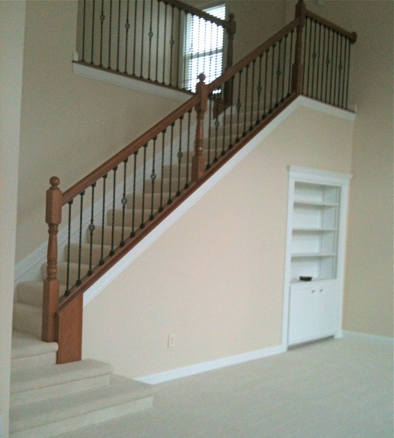 Stairs For Small Areas: New Stairs To Loft Area
