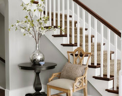New Traditional Family Residence traditional-staircase