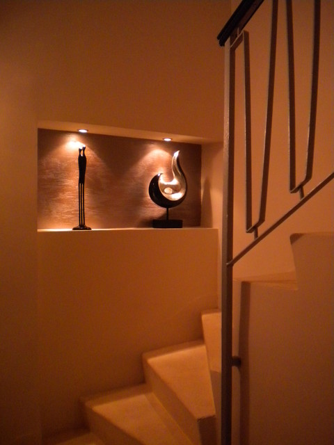 Niches Eclectic Staircase Other Metro By ARTISSIMO