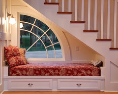 nook traditional staircase