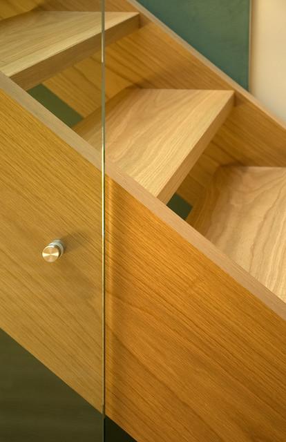 Nussbaum/Puck Residence modern-staircase