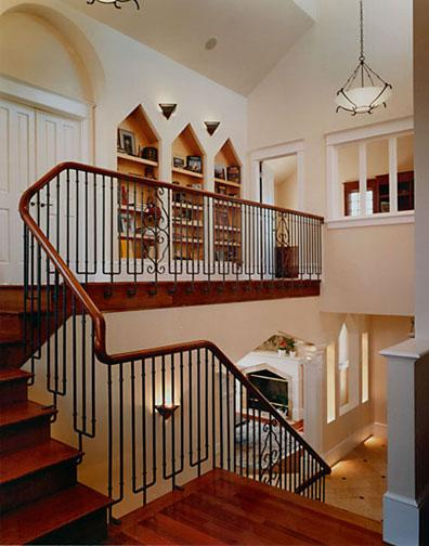 David Ludwig Studios traditional-staircase
