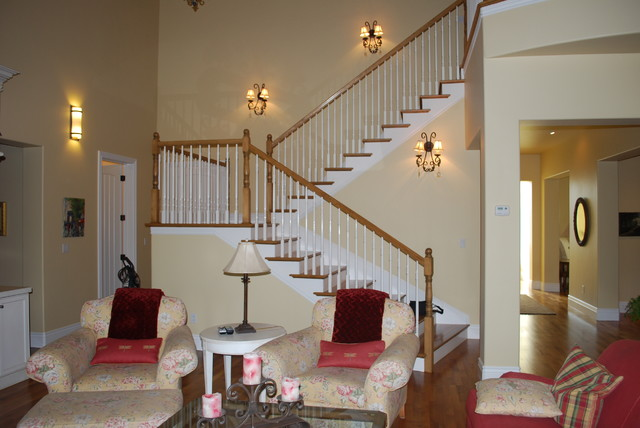 Ogden Project traditional-staircase