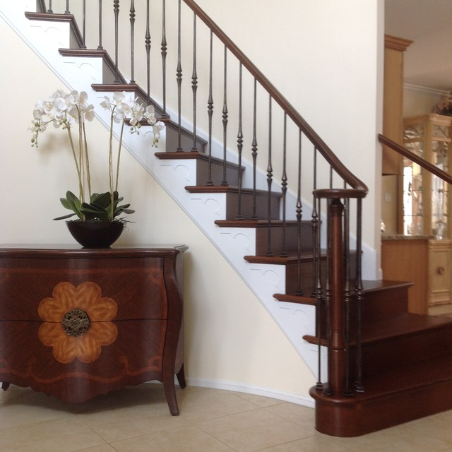 Oil Rubbed Bronze Balusters Marlton Nj