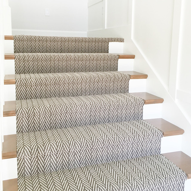 Only Natural Contemporary Staircase By Tuftex