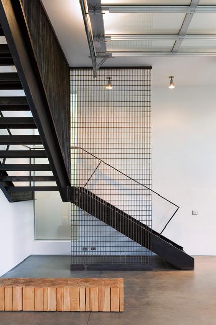 Open House modern-staircase