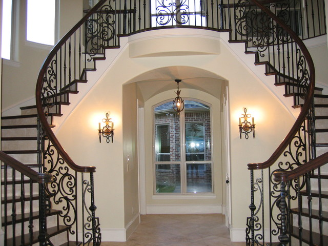 Other Projects Mediterranean Staircase Dallas By