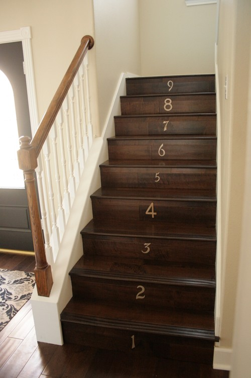 Finishing These Stairs Newel Balusters Plan Of Attack