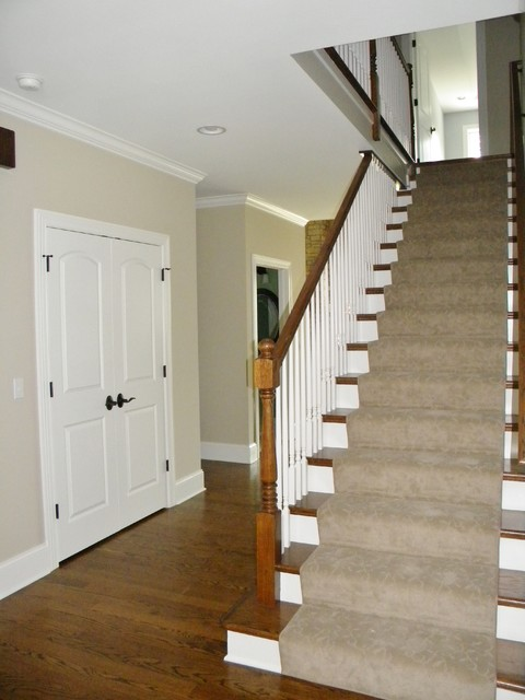 Foyer Stairs Uk : Our foyers stairs