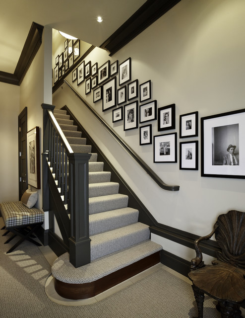 Pacific Heights Transformations contemporary staircase