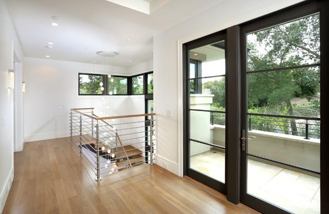 Palo alto ca luxury home by markay johnson construction - Houzz palo alto ca ...