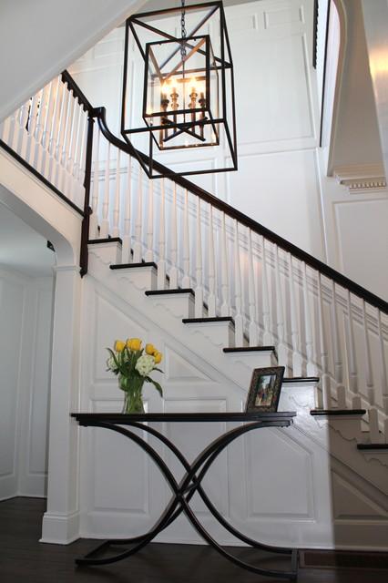 Paneled Foyer