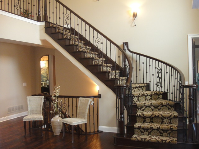 Parade Of Homes Model 2011 Modern Staircase