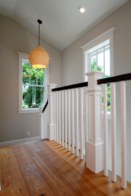 Parkland Estates-Craftsman Style craftsman-staircase