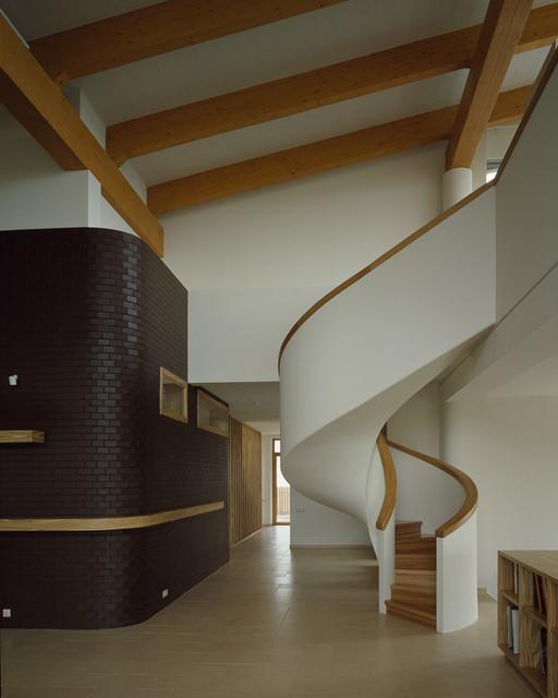 Pavlovo Interiour modern-staircase
