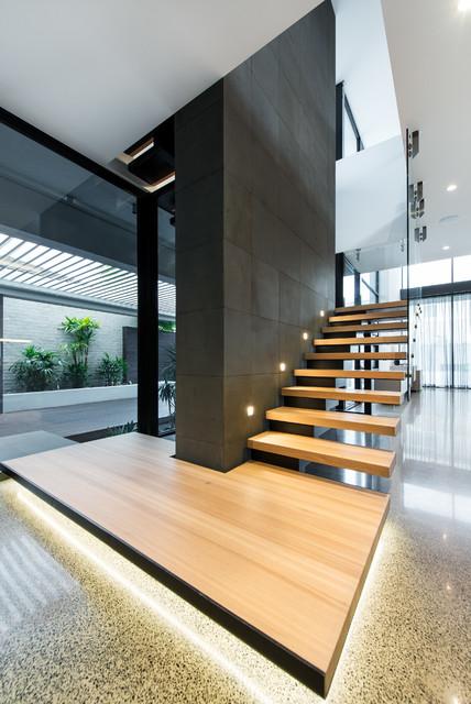 PCG Design contemporary-staircase