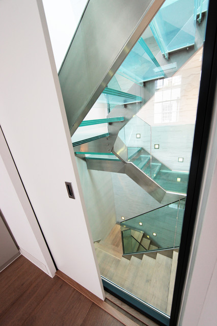 PEEK_Knightsbridge contemporary-staircase