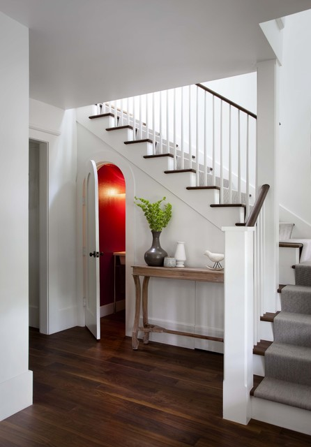 Pemberton Addition/Renovation traditional-staircase