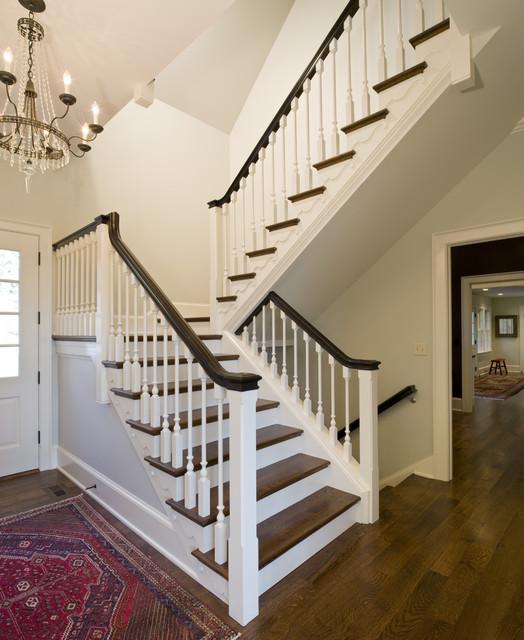 Pennsylvania Farm House Staircase
