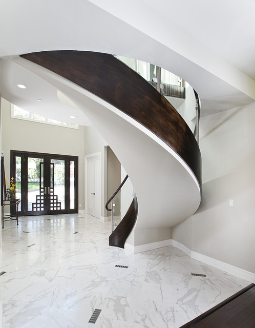 pepper stair modern-staircase