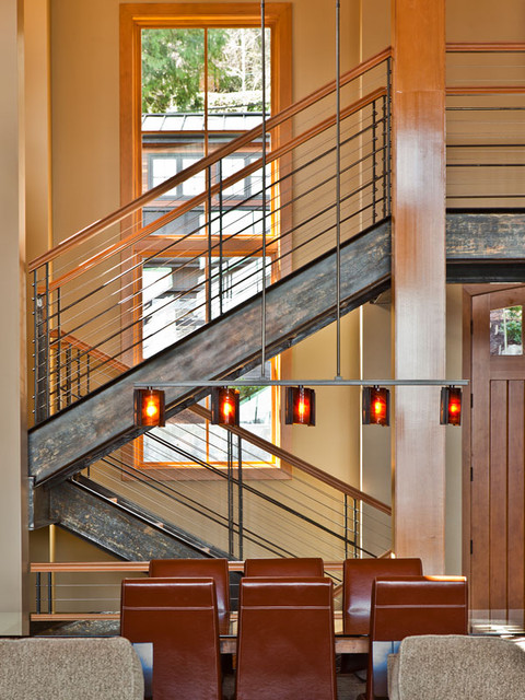 Photo contest winners contemporary staircase by for Www feeneyinc com