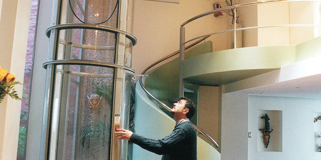 Pneumatic Vacuum Home Elevators By Nationwide Lifts