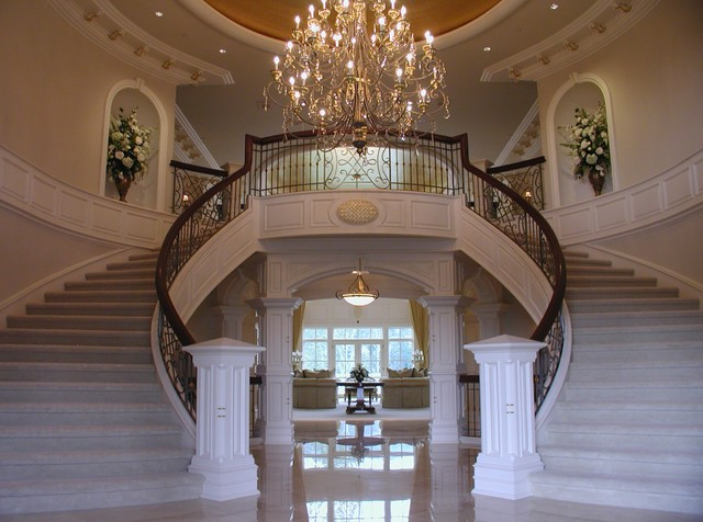Portfolio traditional staircase