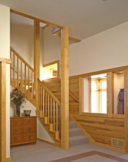 Prairie Home Staircase
