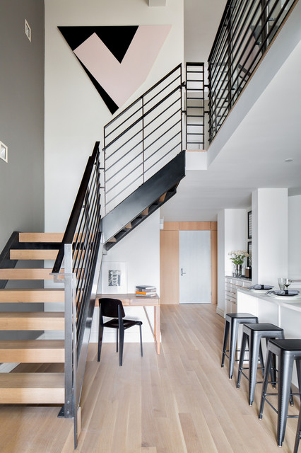 Printing House - Scandinavian - Staircase - New York - by ...