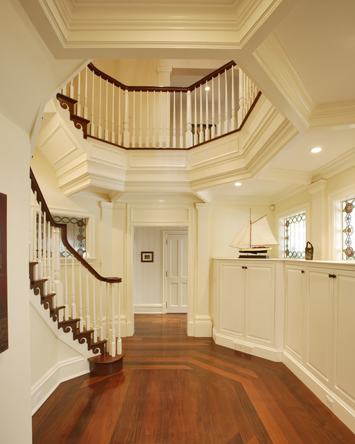 Private Residence-Anne Street traditional-staircase