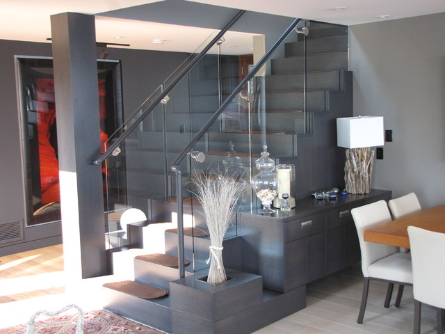 Project 6 contemporary-staircase