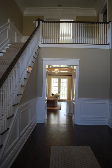 Project F traditional-staircase