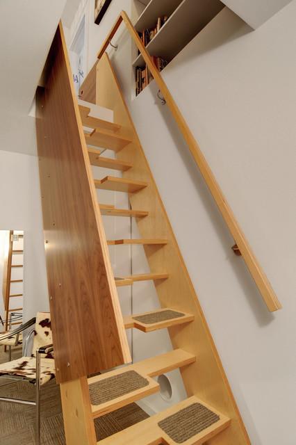 Attirant Spiral Staircase Alternatives   An Ideabook By Graham Long