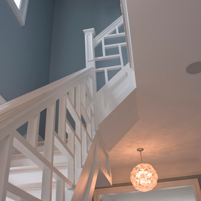 Prospect Park West Residence contemporary-staircase