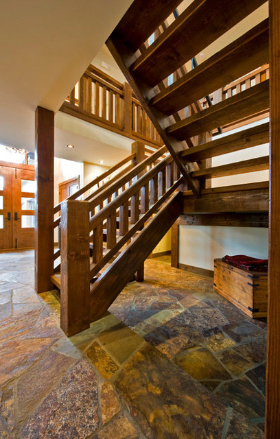 PROSPECT Residence contemporary-staircase