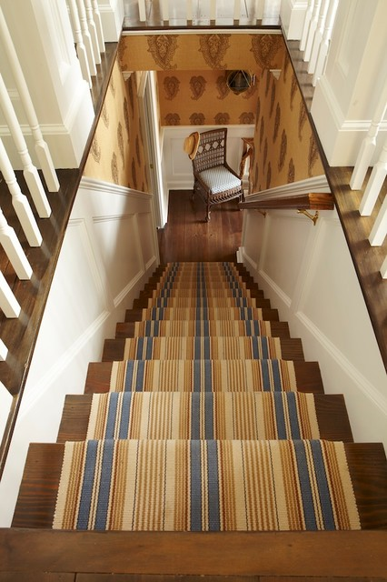 Provincetown Home traditional-staircase