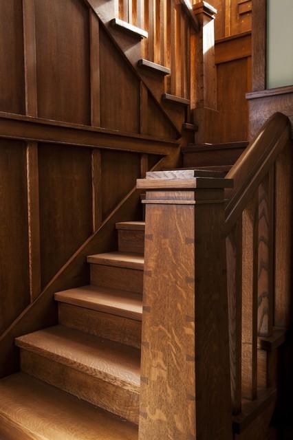 Quartersawn Oak And Kickin Details Through And Through