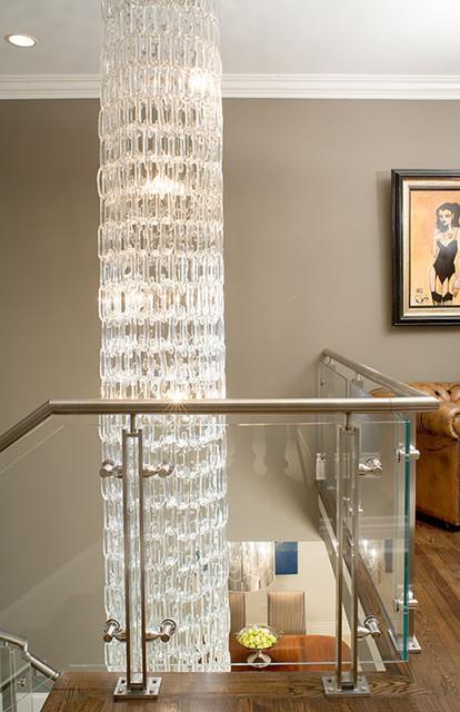 Ramos Design Build Corporation - Tampa contemporary-staircase