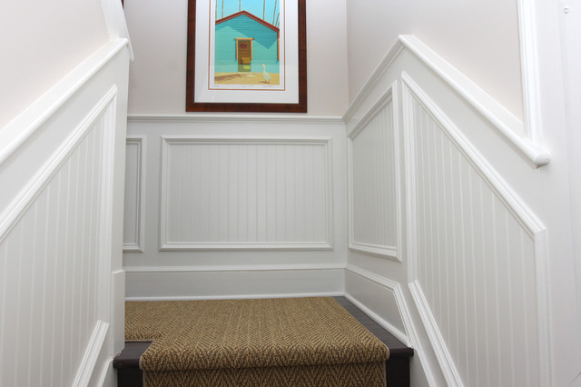 Recessed Panels With Beaded Board Inserts Belmar