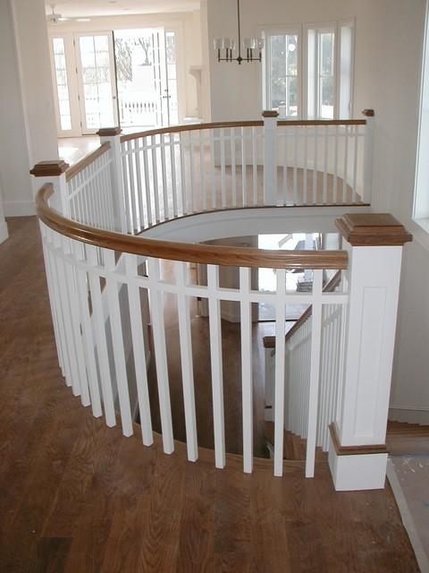Redondo Beach 3 traditional-staircase
