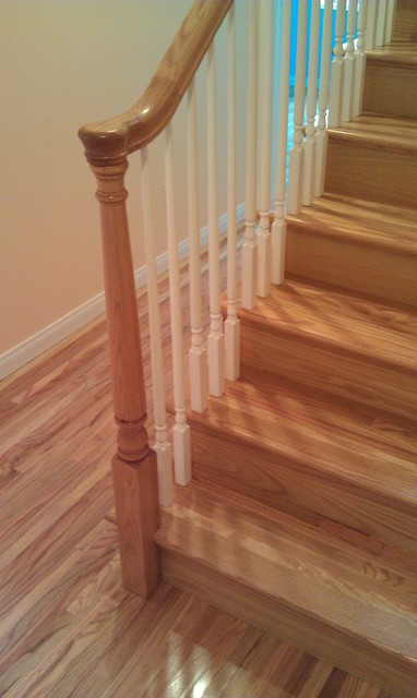 Redondo beach traditional-staircase