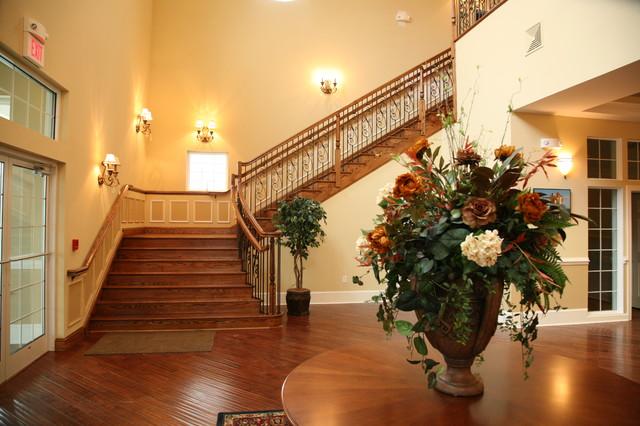 Regal mediterranean-staircase