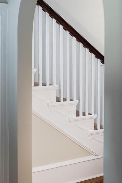Renovation | Chestnut Hill, PA traditional staircase