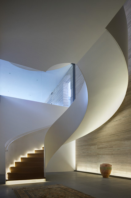 Residence At Astrid Hill modern-staircase