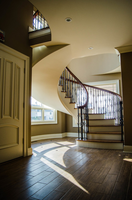 Residential, Longport, NJ traditional-staircase