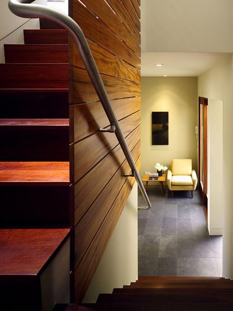 Schwartz and Architecture modern-staircase