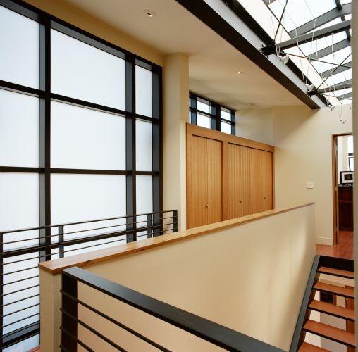 Rhodes Architecture + Light modern-staircase
