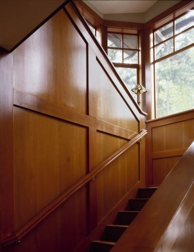Rhodes Architecture + Light traditional-staircase