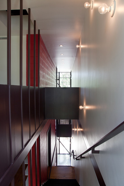 riverview modern-staircase