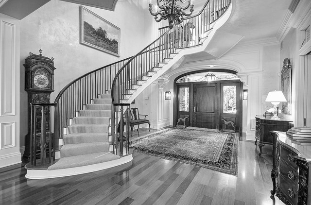 RiverView traditional-staircase